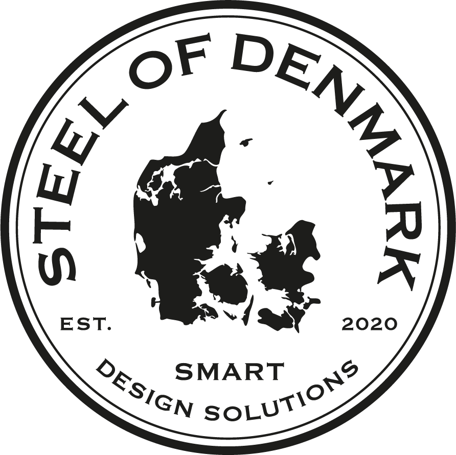 Steel of Denmark logo